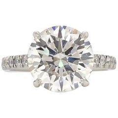 Quality GIA Certified 1.80 Carat Russian Hearts and Arrows Eye Clean