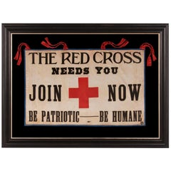 Exceptional Red Cross Banner