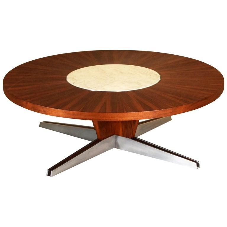 Exceptional Vladimir Kagan Coffee Table, 1955 For Sale