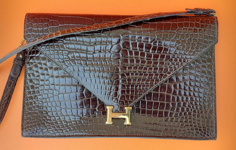 Gorgeous Authentic Hermès Bag and Card Holder  Called