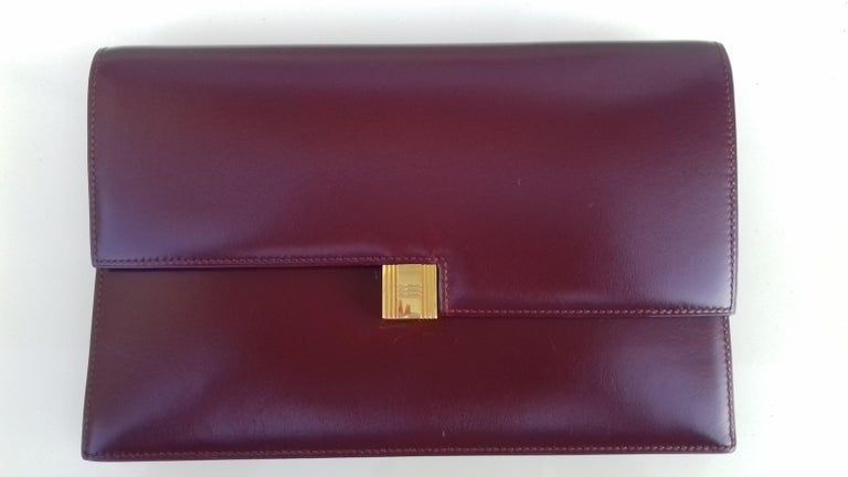 Absolutely Beautiful Authentic Hermès Bag  Very rare !