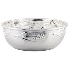 Exclusive Bowl in Silver