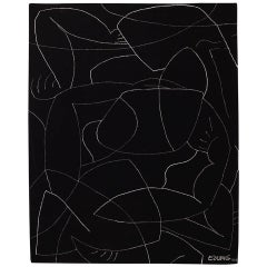 New and Exclusive Limited Edition Artistic Rug Signed by artist Benjamin Ewing