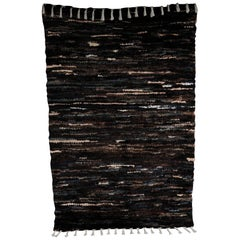 Exclusive Real Fur Rug Designer Rug