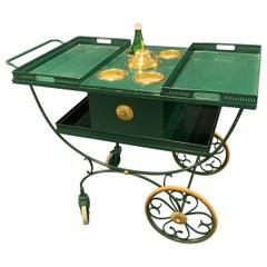Exclusive Serving Cart by Svensk Tenn