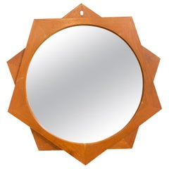 """Exclusive Wall Mirror by Ico Parisi """"Mira"""", 1959"""