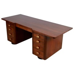 Executive Desk by Stow Davis