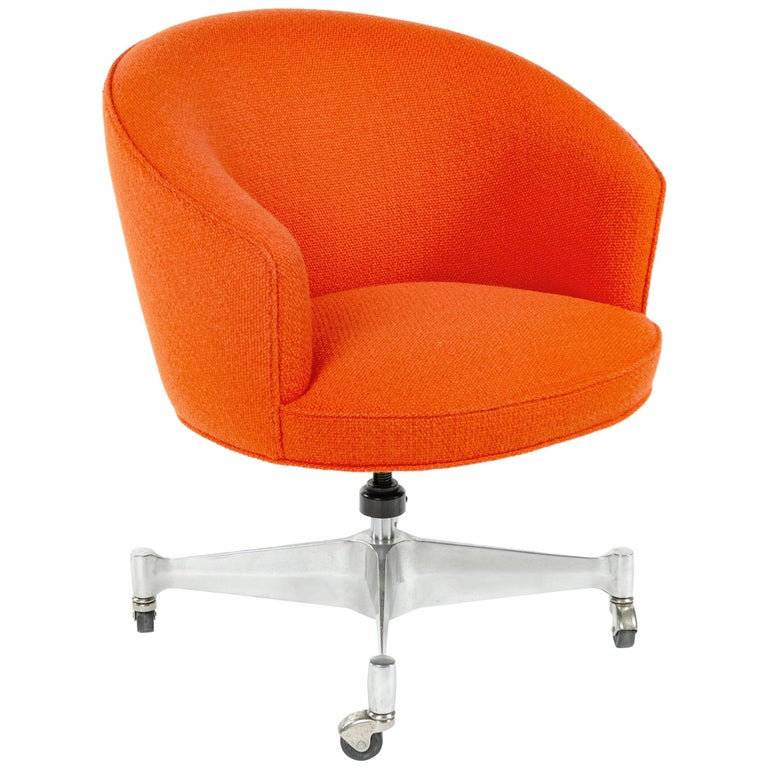 1960s Executive Desk Chair by George Nelson For Sale