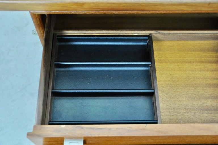Mid-20th Century Executive Teak Desk by Arne Vodder for Sibast, 1965 For Sale