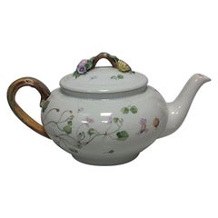 Exhibition Model Royal Copenhagen Flora Danica Tea Pot with Lid No. 3631 / 143