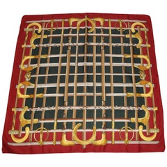 """Eximious of London """"Collection of Canes"""" Scarf"""