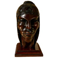 Art Deco Busts