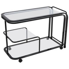 Expandable Bar or Serving Cart by D.I.A.