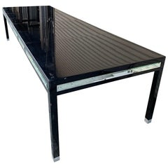 Expandable Dining Table by Baker Furniture
