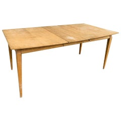 Expandable Dining Table by Heywood Wakefield