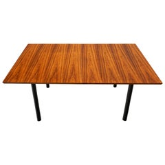 Expandable Rosewood Dining Table by Edward Wormley for Dunbar, Excellent