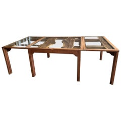 Expanding Dining Table, Phillip Lloyd Powell