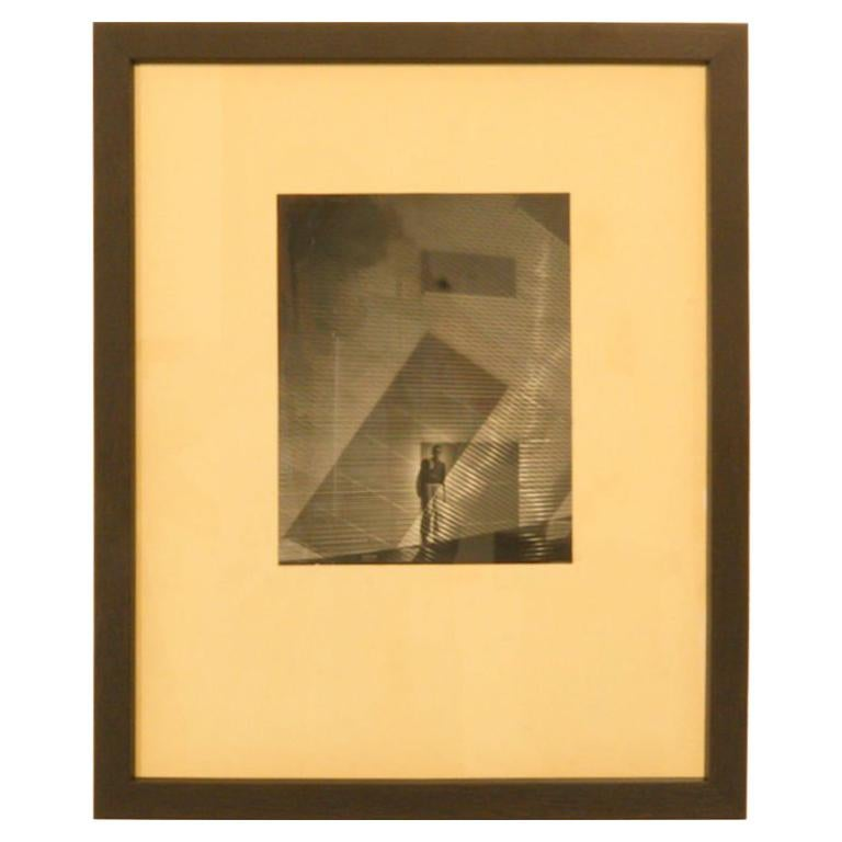 Experimental Photograph by John Barbour, 1966 For Sale