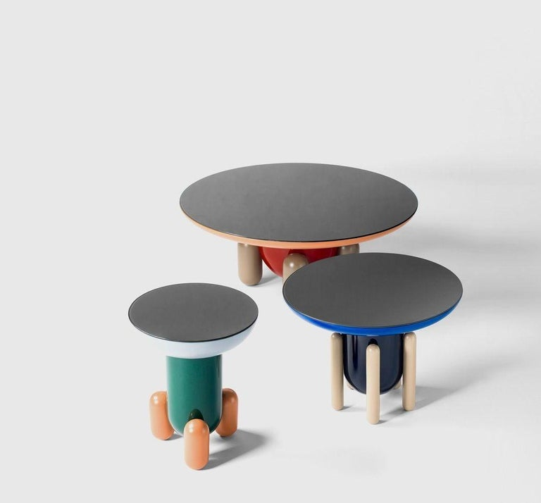 Spanish Explorer 3 Side Table by Jaime Hayon For Sale