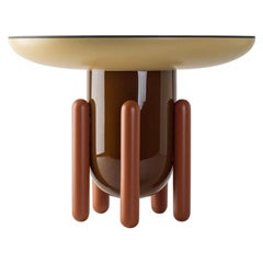 Explorer Table 2, Multi-Color Brown