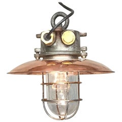 Explosion Proof Iron and Copper Pendant