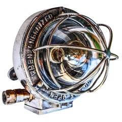 Explosion Proof Wall Light, USA, circa 1960-1969