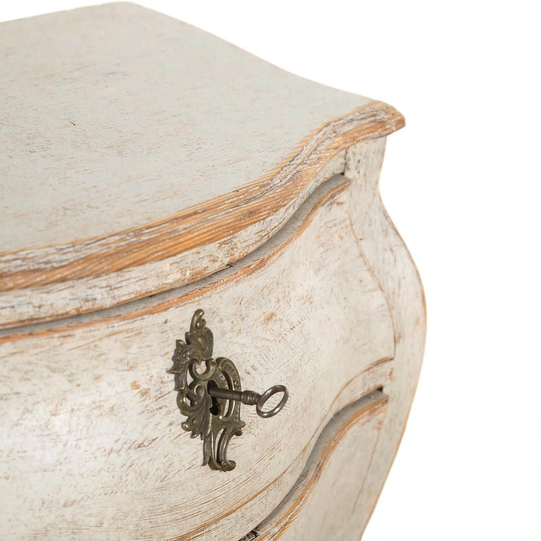 Exquisite 18th Century Rocco Commode In Good Condition For Sale In Tetbury, Gloucestershire