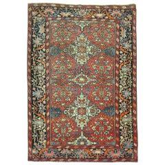 Exquisite Connoisseur Persian Sarouk Ferahan Rug