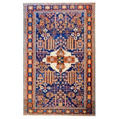 Exquisite Late 19th Century Azari Rug