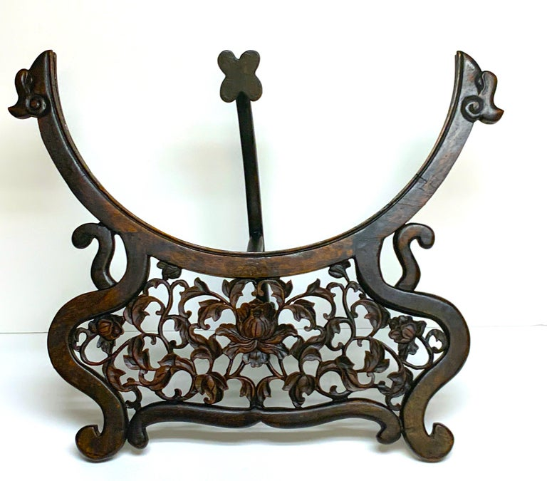 Exquisite Ming Style Cloisonné Charger and Stand For Sale 11