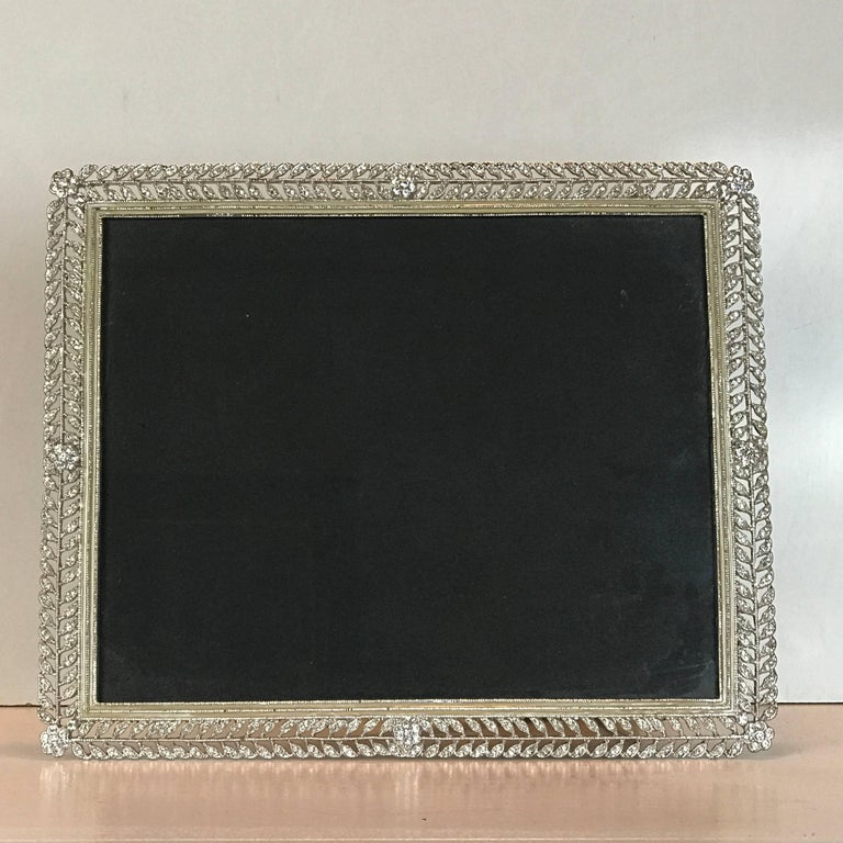 Neoclassical Exquisite Paste Russian Style Frame For Sale