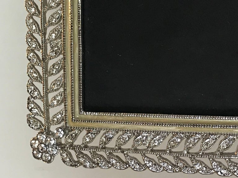 20th Century Exquisite Paste Russian Style Frame For Sale