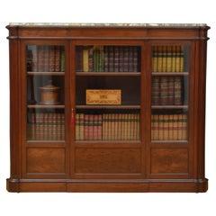 Exquisite Quality G. Jacob Bookcase