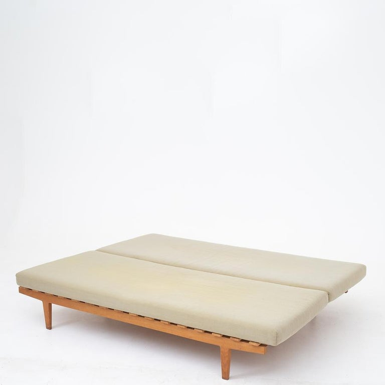 Danish Extendable Daybed by Ib Hylander