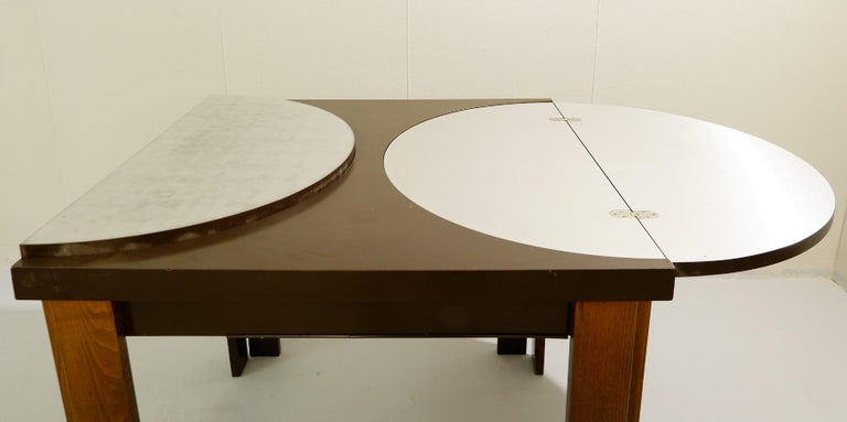 European Extending Dining Table For Sale