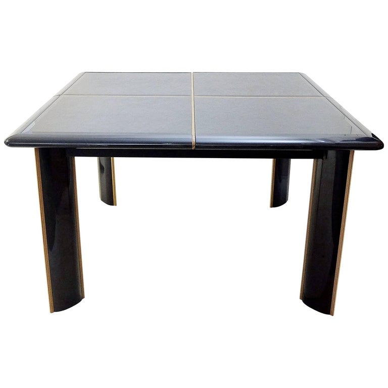 Extending Dinning Table by Cardin, Italy, circa 1950 For Sale