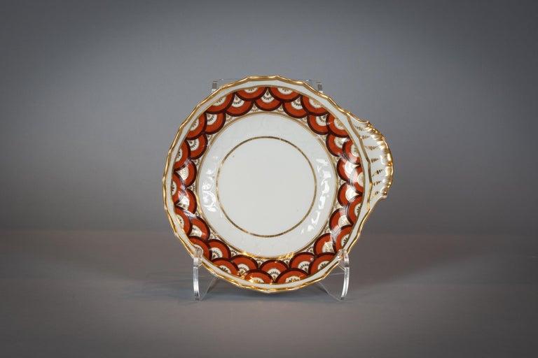 Extensive English Porcelain Dessert Service, Flight and Barr, circa 1792 For Sale 5