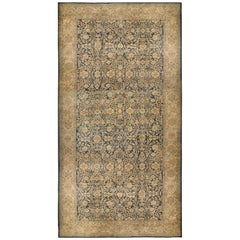 Extra Large Antique Persian Sultanabad Carpet