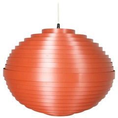 Extra Large Austrian Hanging Lamp by Vest Lights, 1960s, Mid-Century Modern