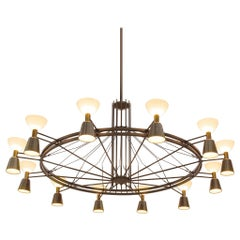 Extra Large Dutch Chandelier