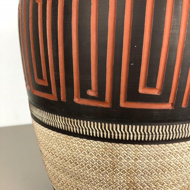 Extra Large Handmade Ceramic Pottery Floor Vase