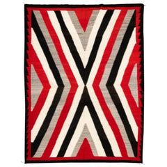 Extra Large Navajo Ganado/Floor Weaving