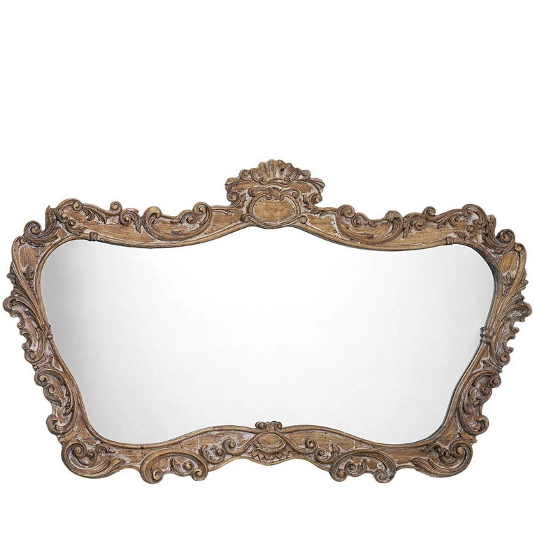 Extra Large Ornate Mirror