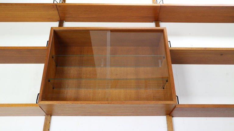 Extra Large Poul Cadovius for Royal System Wall System or Shelving Unit, 1950s 10