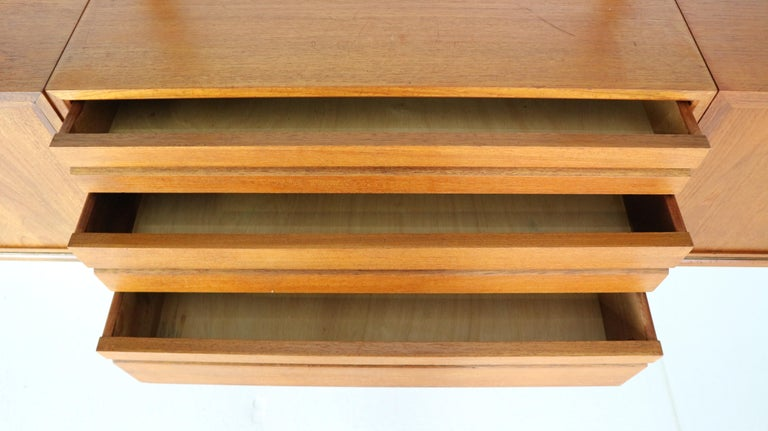 Extra Large Poul Cadovius for Royal System Wall System or Shelving Unit, 1950s 2