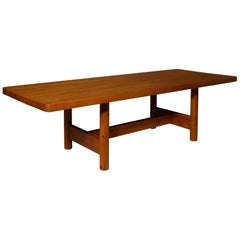Extra Large Rainer Daumiller Dining Table in Solid Pine