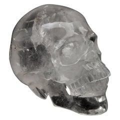 Extra Large Rock Crystal Skull