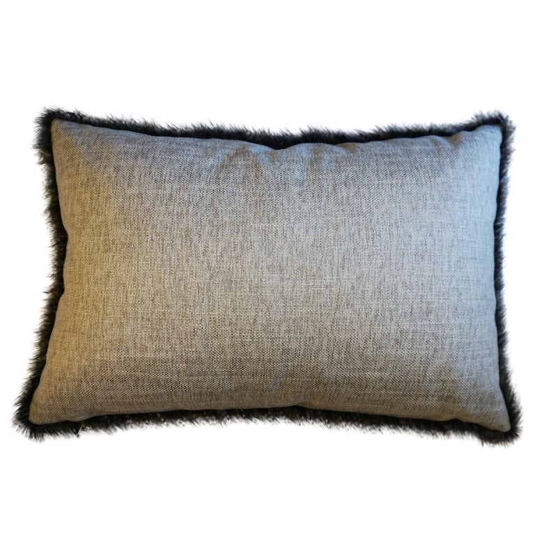 Extra Large Throw Pillows with Native American Headdress Print For Sale 4