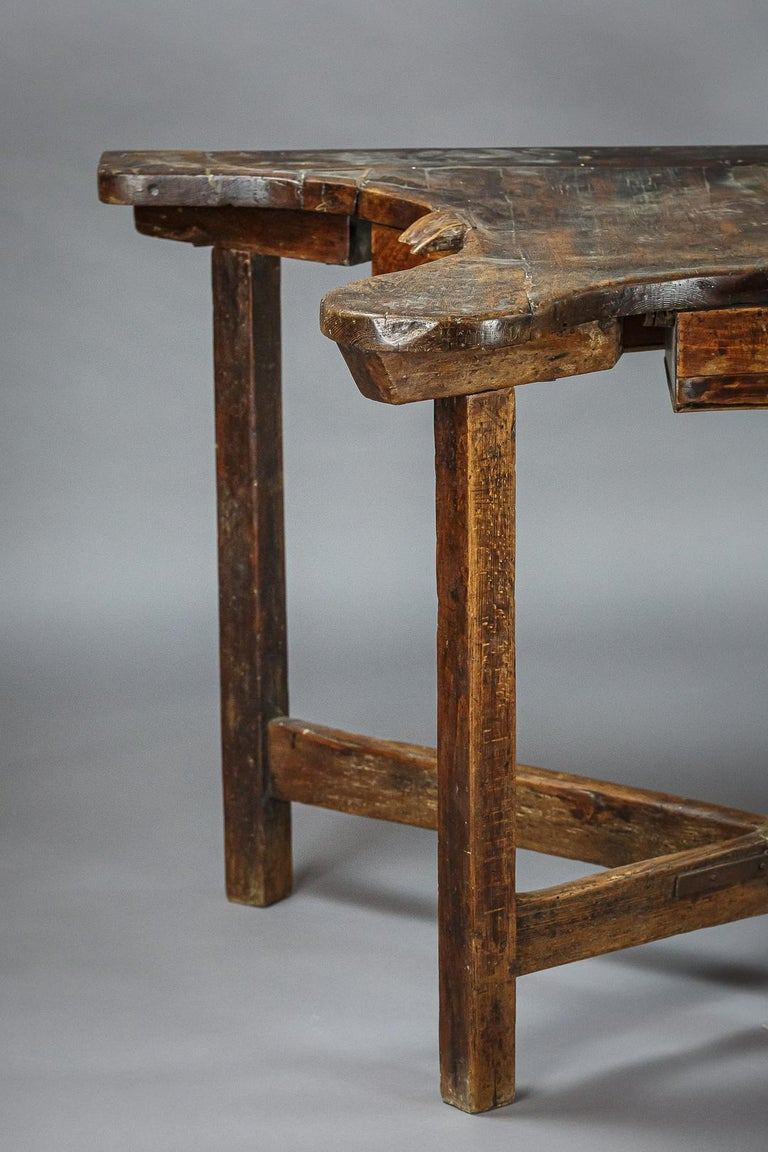Extraordinary 19th Century Jewelers Work Table For Sale 8