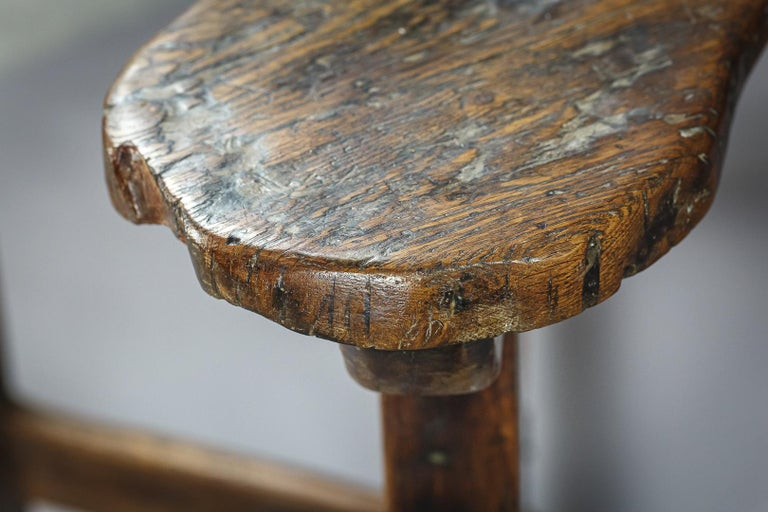 Wood Extraordinary 19th Century Jewelers Work Table For Sale